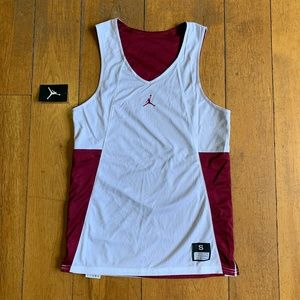 NEW Nike Air Jordan Men Basketball Jersey Sz Small